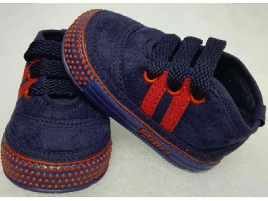 Zapato para Bebés Gateadores Ref. 2002