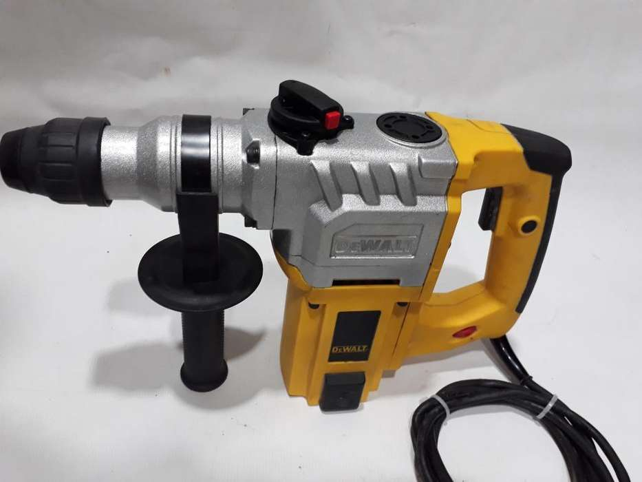 Rotomartillo Demoledor Dewalt