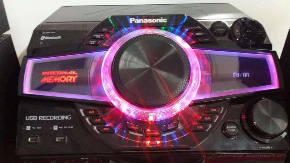 Panasonic Max7000 Minicomponente
