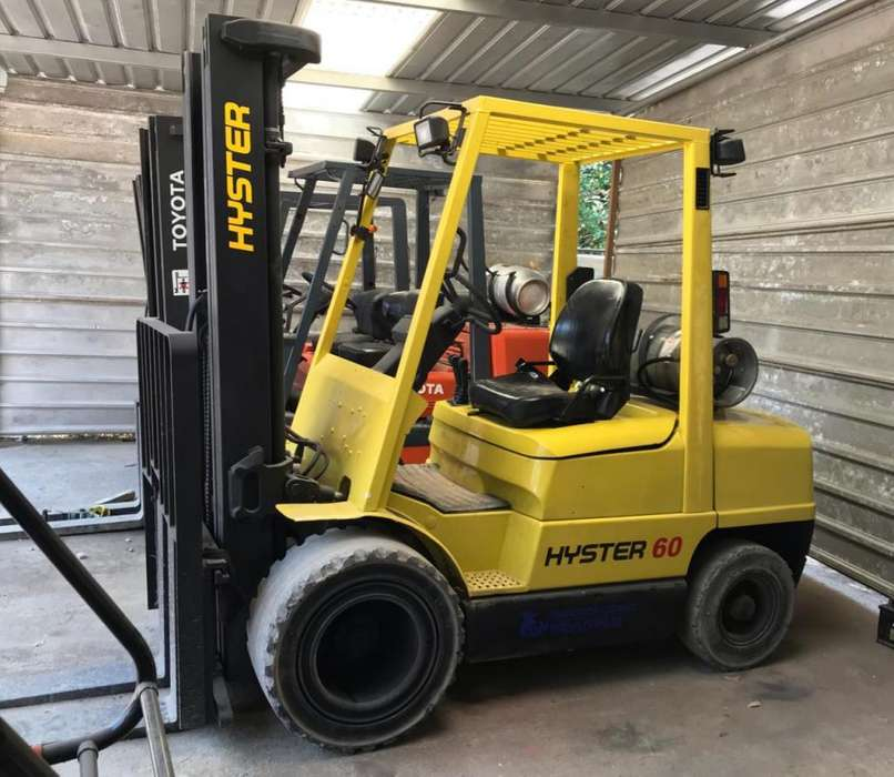 MONTACARGAS HYSTER 2000 /3 T