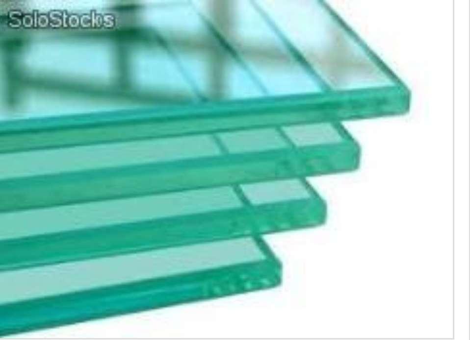 Venta de lote de vidrio templado