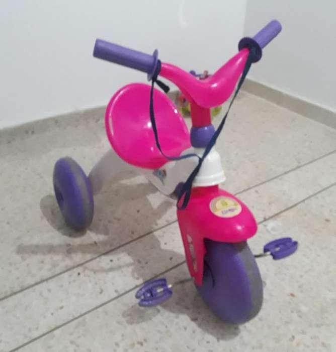 Triciclo para nia