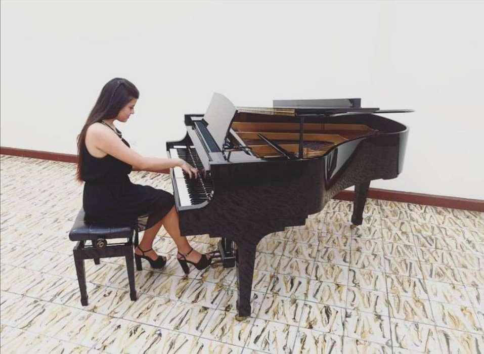 Clases de Música, Piano, Teoría Y Solfeo