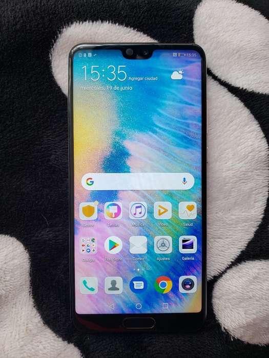 Huawei P20 Premium, Rosado Cargador Pe