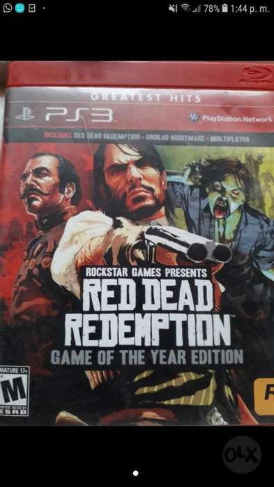 Red Dead Expansionps3