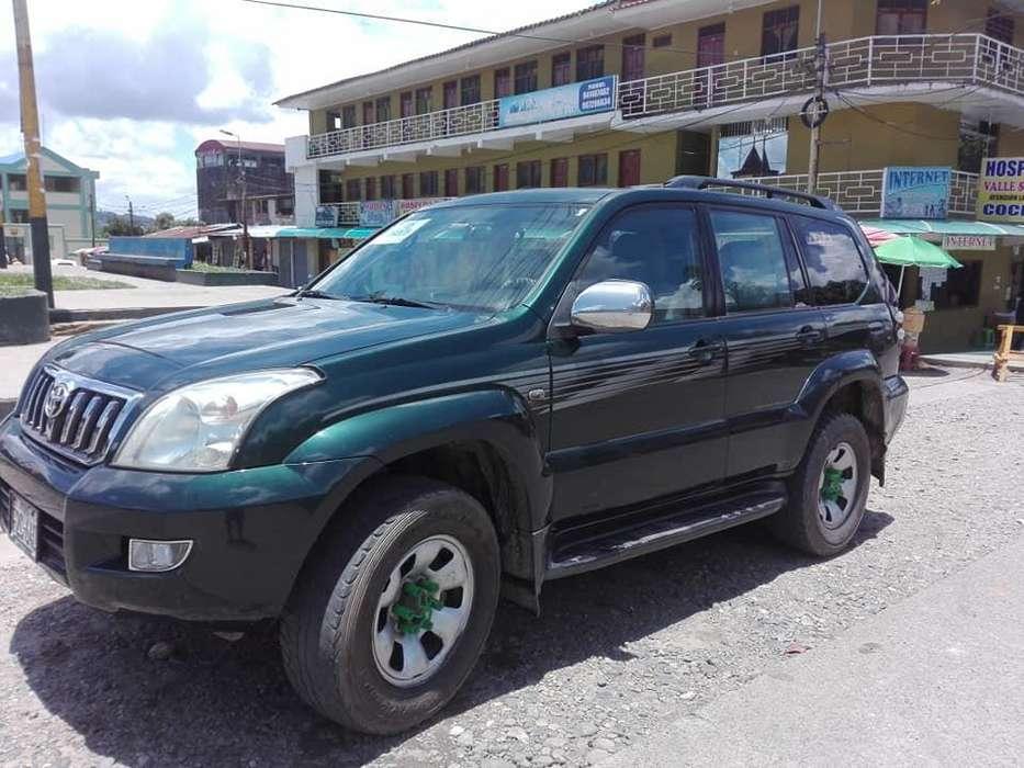 Toyota Land Cruiser Prado 2003 - 370000 km