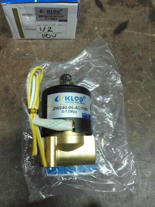 Electrovalvula 1/8 110 V Ac Uso General