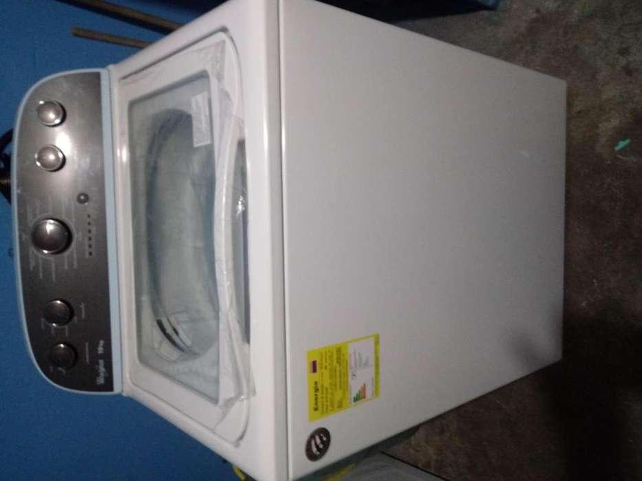vendo <strong>lavadora</strong> wirpool
