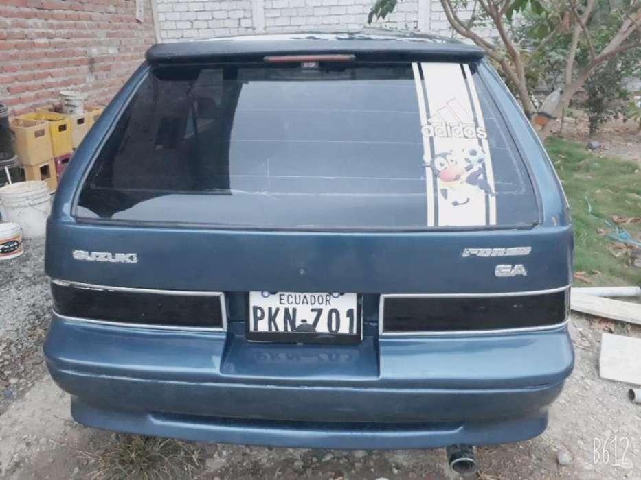 Suzuki Forsa 2 1991 - 85000 km