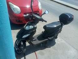 Moto Eléctrica Batería Extraible