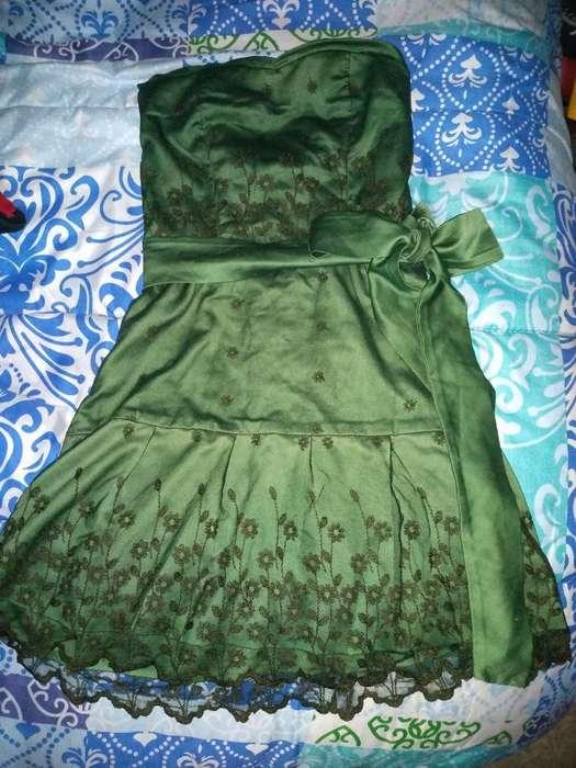 Vestido de Fiesta Talle Único