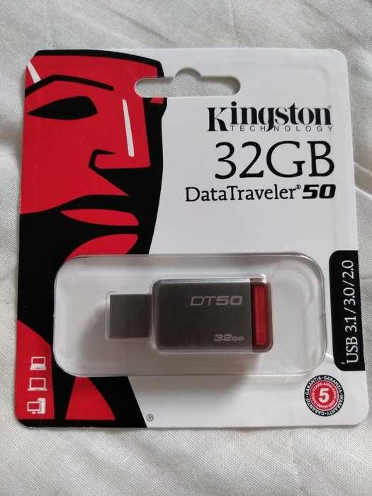 Memoria Usb de 32 Gb Original
