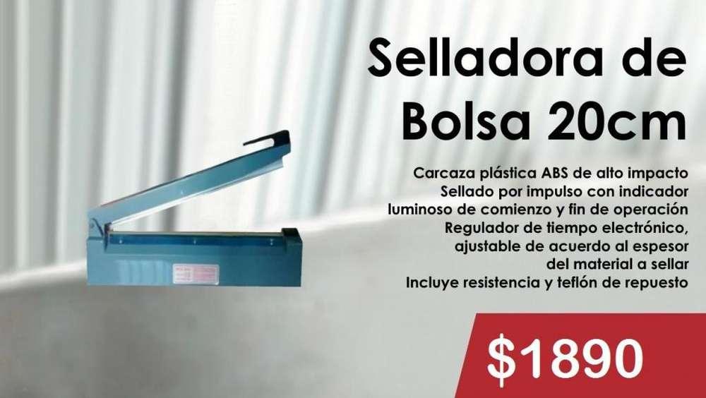 SELLADORA DE BOLSA 20M