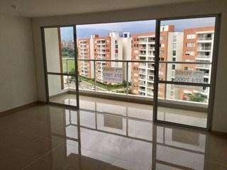 Hermoso apto ubicado en valle de lili en un noveno piso, nuevo para estrenar con acabados de <strong>lujo</strong>, C 53517