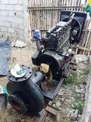 Motor de Riego 128hp. Marca Mwm