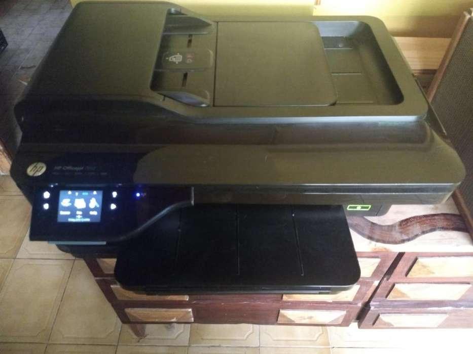 Impresora HP 7612 inkjet formato A3