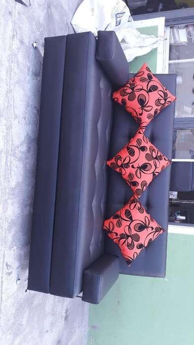 Gran Oferta de Sofa Cama con Vaul
