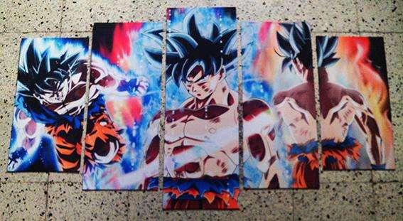Cuadros Personalizados Impresos En Tela, 140 x 80 cm