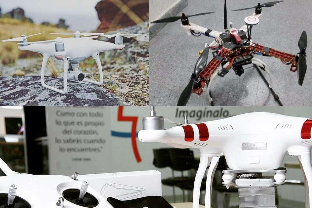 DRONE REPARACIÓN MODIFICACIÓN COMPRA VENTA DE DRONES DE MARCA Y HECHOS A MEDIDA - 999929259