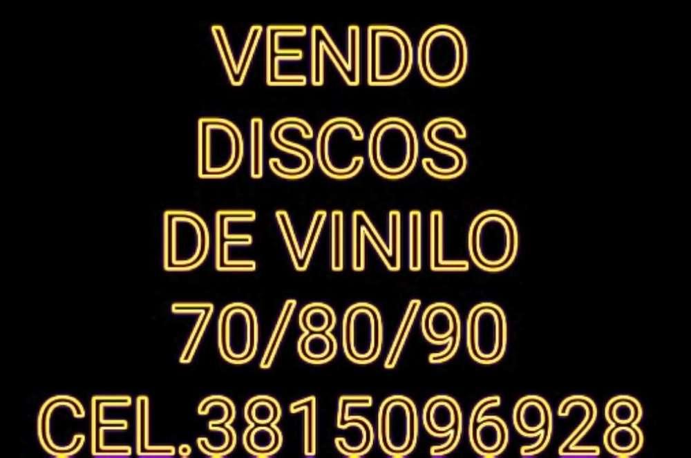 Hoy Gran Venta de Vinilos Lps 70/80/90