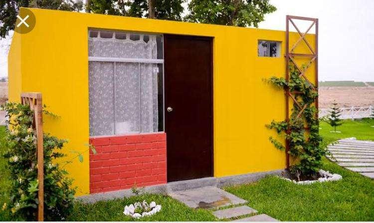 Venta casa en Chao 70 mil soles llamar 962725798