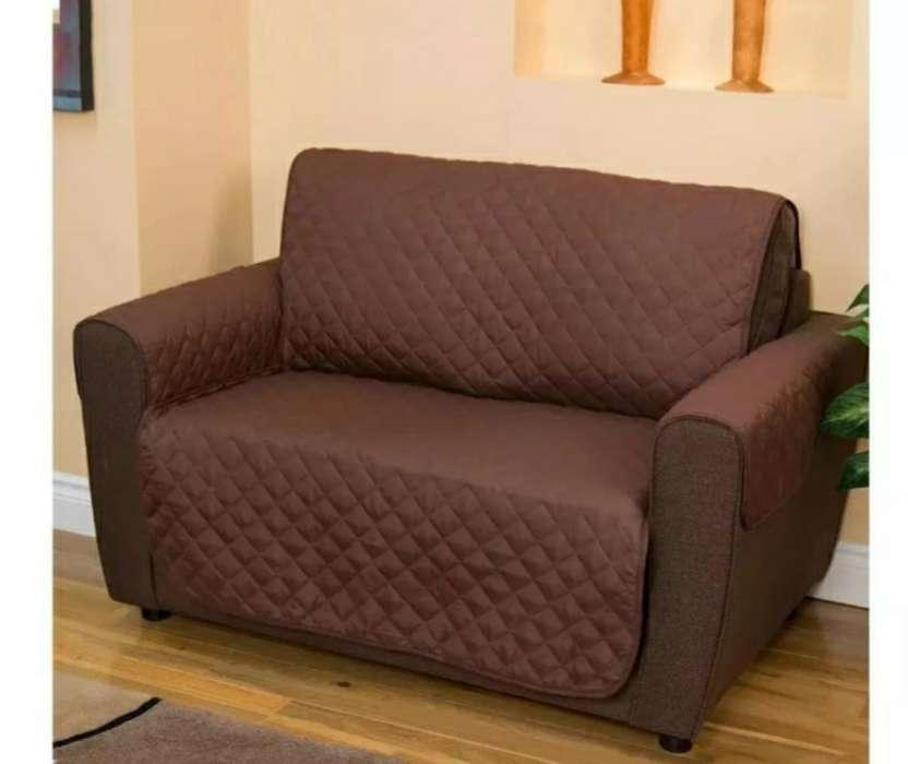 Cubre Sofa de 2 Puestos