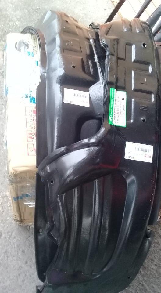 GUARDAPOLVO POSTERIOR CHEVROLET DMAX 20142017 4X2 4X4 $25 CADA UNO