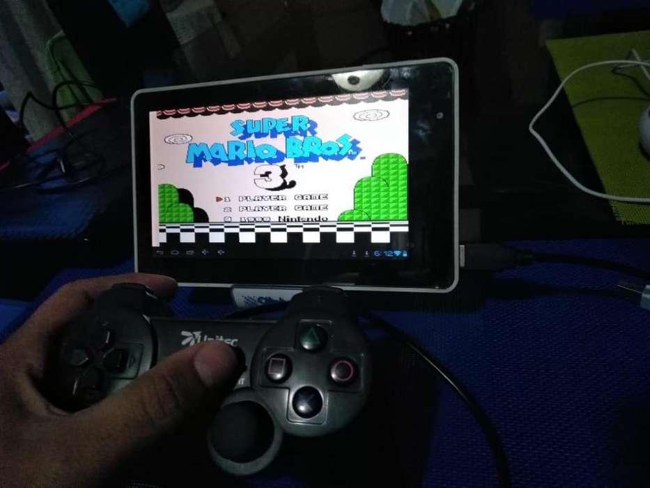 Tablet Titan 7010 16Gb mas control y juegos clasicos