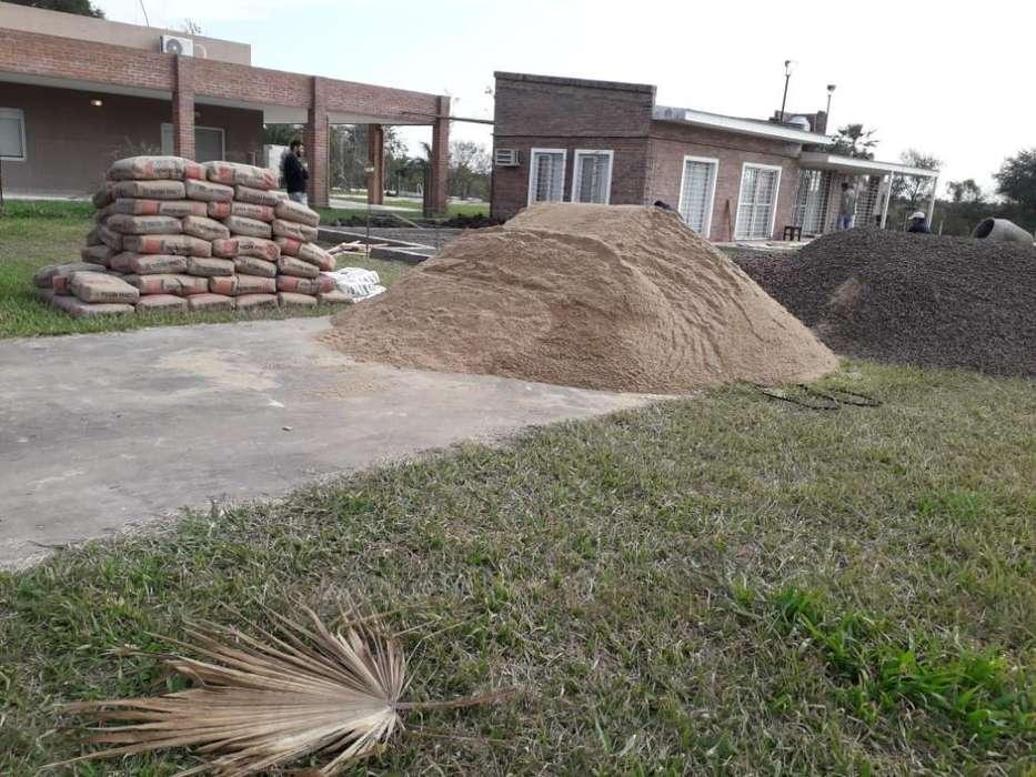 Corralon Materiales Construcción Arena