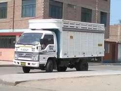 Servicio D Mudanza Y Transporte de Carga