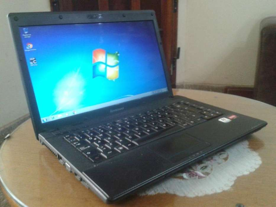 NOTEBOOK LENOVO DUAL CORE 6GB DDR3 320GB ATI RADEON HD 4200 DVD/CD WINDOWS 7