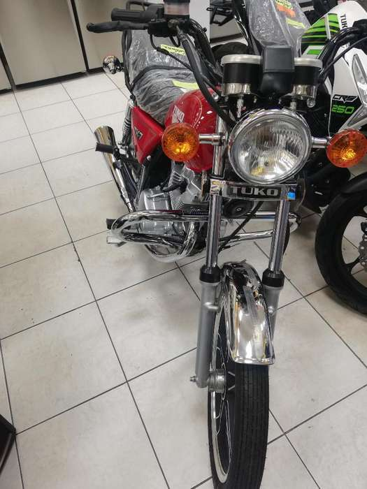 Moto 150 Tuko Tk 7 Nueva 2019