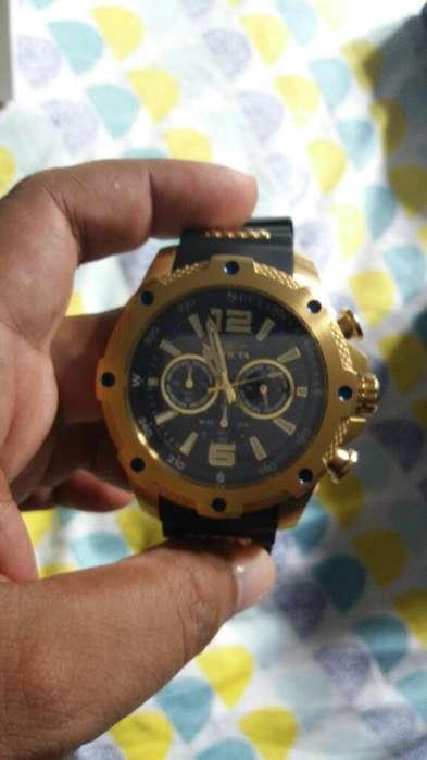 Espectacular Reloj Invicta Original