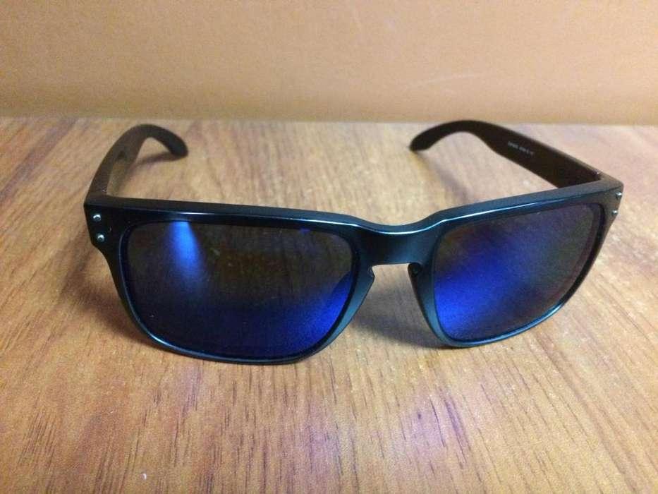 bcd8d5c304 Gafas Oakley Holbrook Matte Black Ice Iridium Polar