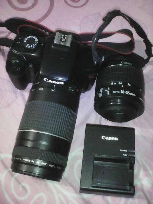 Vendo Camara Canon T3