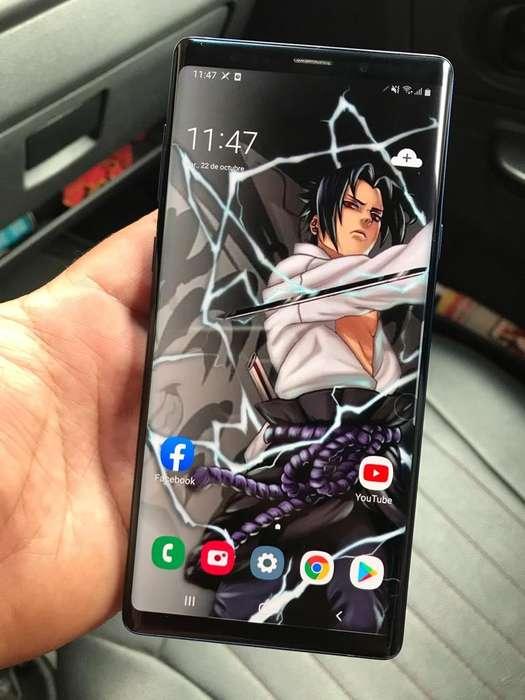 Samsung Note 9 Flamante Y Sumergible