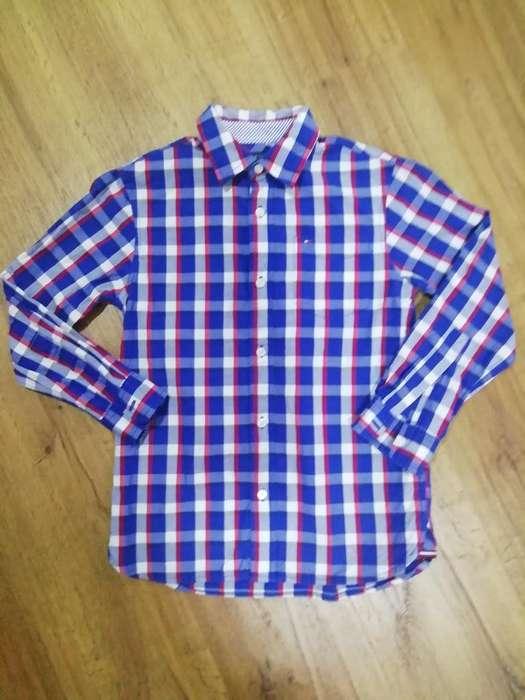 3 Camisas Tommy Originales Usadas