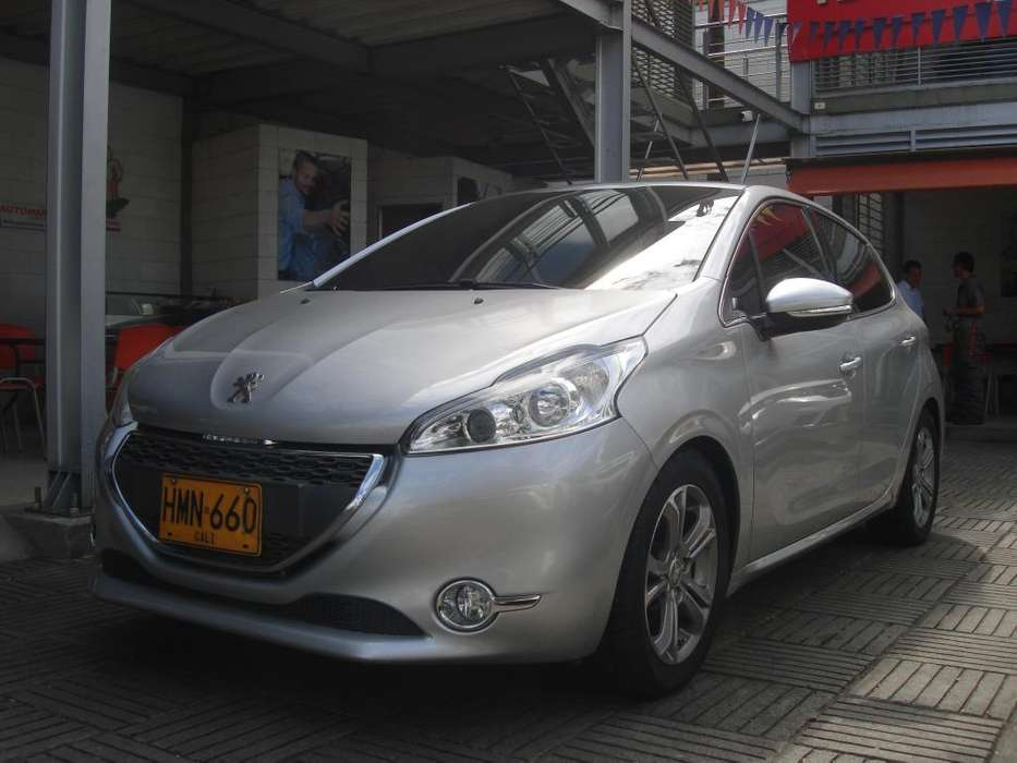 <strong>peugeot</strong> 208 2014 - 42000 km