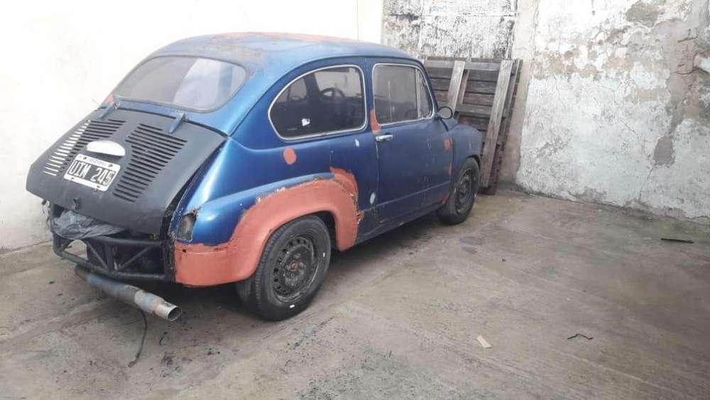 Fiat 600 1976 - 380000 km