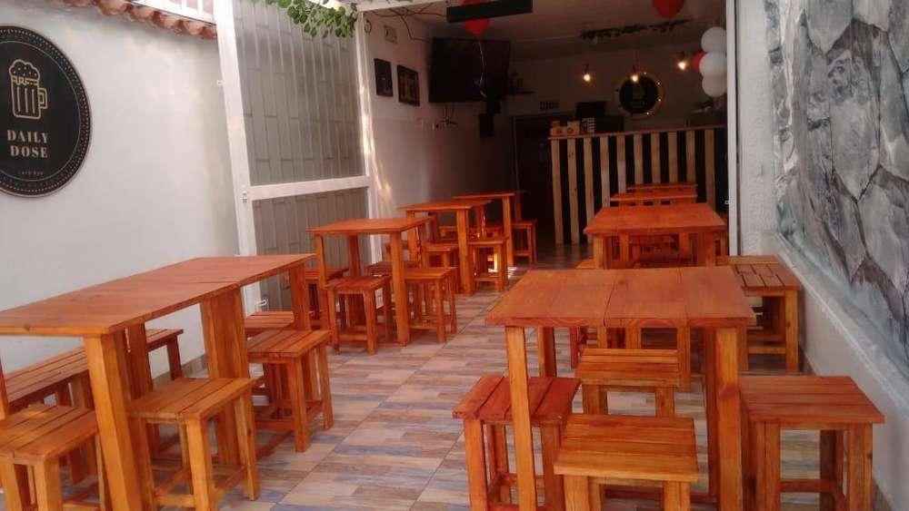 Venta Negocio Café <strong>bar</strong> Morato Bogotá