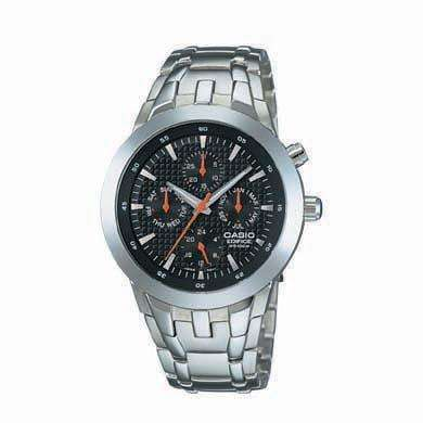 9cf2bed52a11 Reloj Multifuncional Casio Edifice
