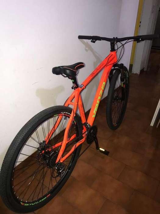 Bicicleta Venzo Eolo