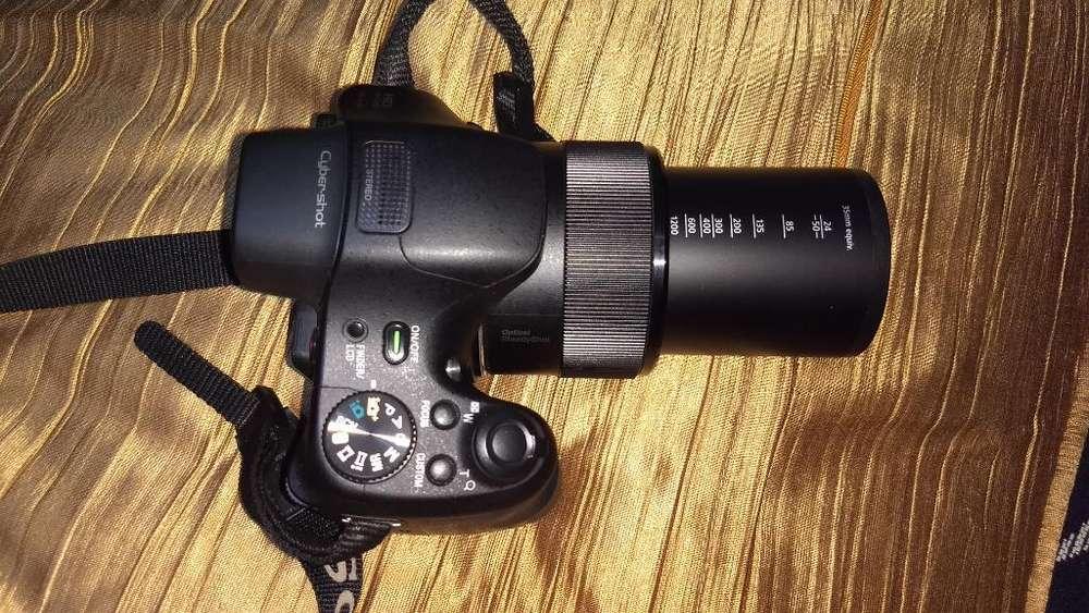 Camara Sony Dsh-hx300 Impecable