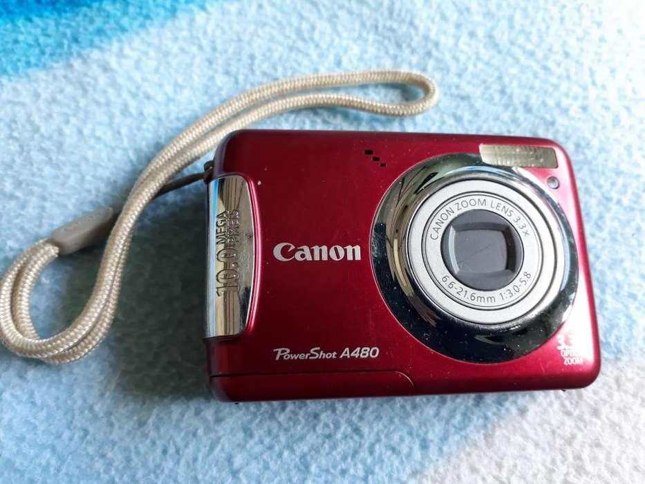 Cámara <strong>canon</strong> Power Shot A480