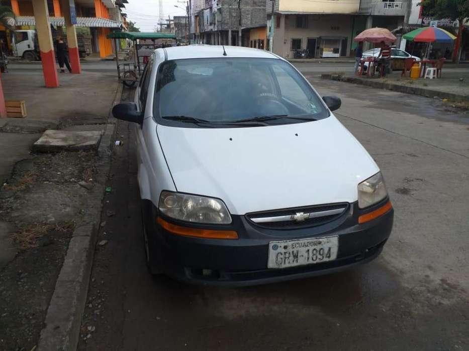 Chevrolet Aveo Family 2010 - 600000 km