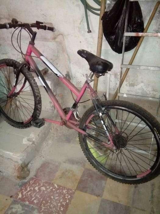 Bicicleta 26 No Se Usa Falta Mto
