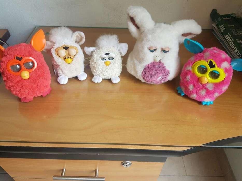 Furbys Originales para Reparar