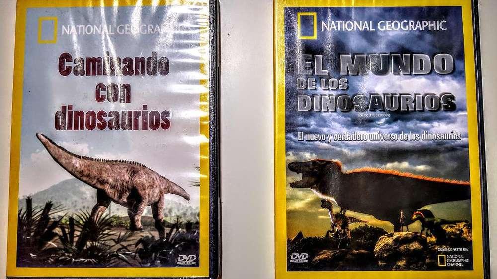 Dvds Originales National Geographic