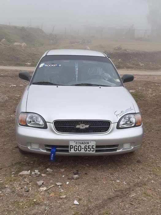 Chevrolet Esteem 2003 - 210400 km