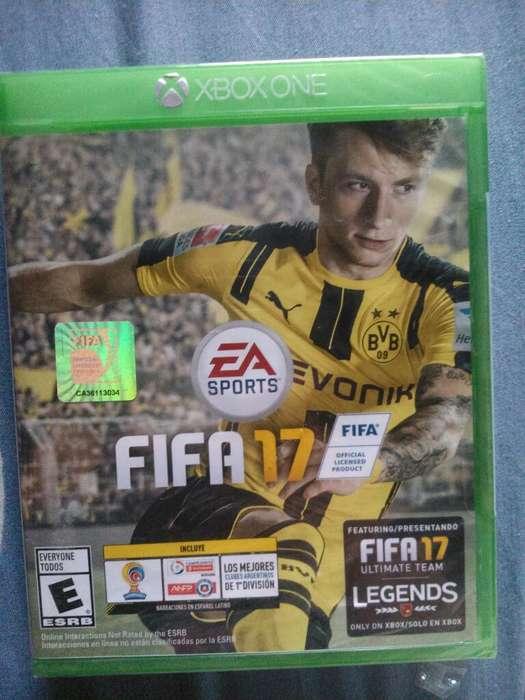 Fifa17 Xbox One